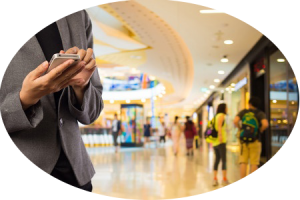 With our innovative product, this traffic solution captures smartphone WiFi signals in predefined areas and conversion points within a store giving retailers comprehensive online analytics.